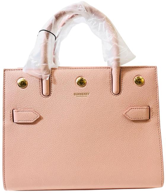 Item - Two-handle Title 2020 Blush Pink Leather Satchel