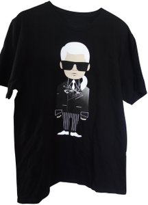 Karl Lagerfeld T Shirt Black,white