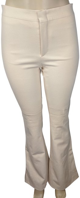 Item - Beige Flared Pants Size 6 (S, 28)