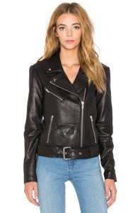 VEDA Iro Anine Bing Burberry Reformation Vince Leather Jacket