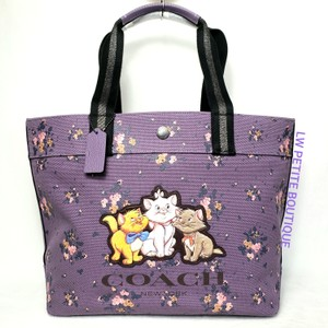 Coach Tote in Dusty Lavender