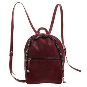Stella McCartney Faux Leather Falabella Backpack