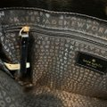 Kate Spade Bixby Place Lise Black Patent Leather Satchel Kate Spade Bixby Place Lise Black Patent Leather Satchel Image 8