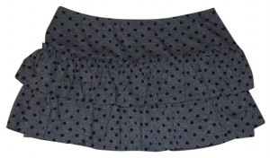 Tracy Evans Mini Skirt Gray