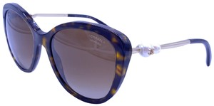 Chanel Chanel POLARIZED 5338 H C.714/S9 Butterfly Fantasy Pearl Sunglasses