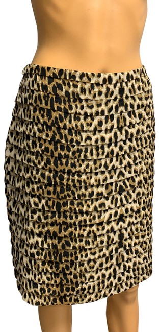 Larry Levine W Animal Print Leopard New Tags. Condition Is New with Tags. Shipped with Usps Priority Mail. Skirt Size 8 (M, 29, 30) Larry Levine W Animal Print Leopard New Tags. Condition Is New with Tags. Shipped with Usps Priority Mail. Skirt Size 8 (M, 29, 30) Image 1