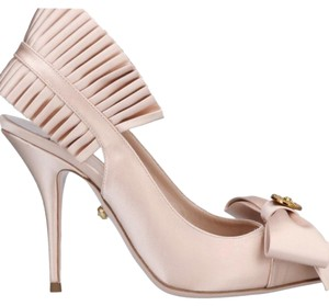 Fausto Puglisi light pink Pumps