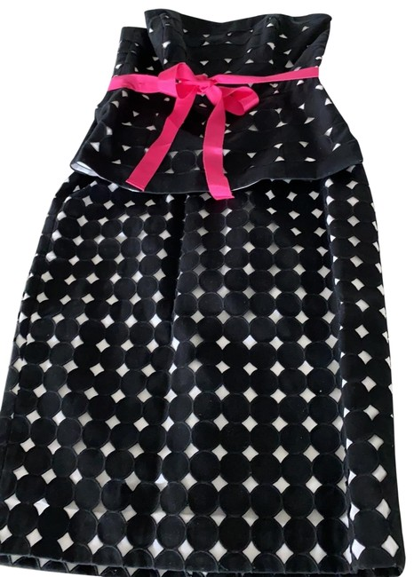Item - and Skirt Matching Bustier 4 Mid-length Work/Office Dress Size 2 (XS)