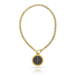 BVLGARI Pocket watch with the chain