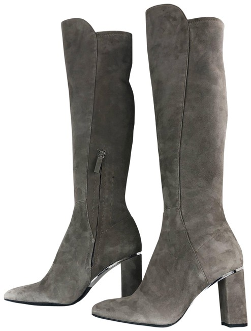Item - Tan Above The Knee Boots/Booties Size EU 41 (Approx. US 11) Regular (M, B)