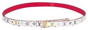 Louis Vuitton Louis Vuitton monogram belt