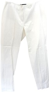 Cambio Ankle New With Tags Size 12 Capri/Cropped Pants White