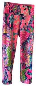 Lilly Pulitzer Luxletic, high rise, cropped leggings