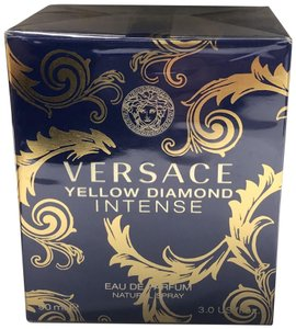 Versace Versace Yellow Diamond Intense Women's Perfume 90 ml / 3.0 0z Sealed!