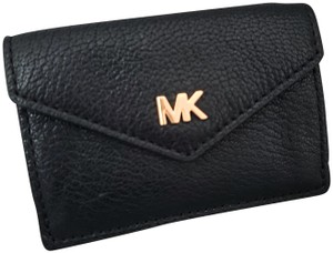 Michael Kors NEW MICHAEL KORS Tri Fold Envelope Small Leather Wallet Coin purse
