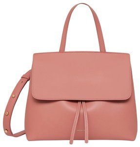 Mansur Gavriel Satchel in Blush