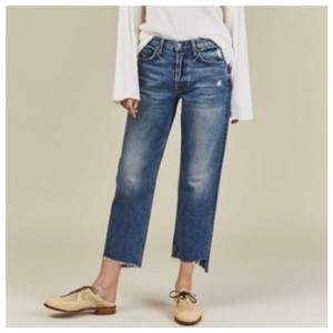GRLFRND Relaxed Fit Jeans-Acid