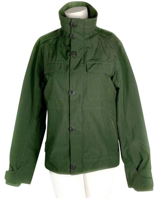 Item - Sage Green Shell Jacket Size 4 (S)