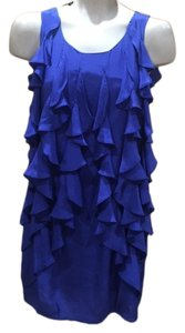 For Joseph Ruffled Dress