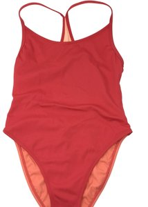 Outdoor Voices Outdoor Voices Dive Back Cutout One-Piece Swimsuit
