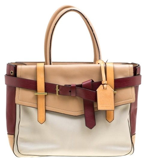 Preload https://img-static.tradesy.com/item/27002258/reed-krakoff-boxer-multicolor-leather-tote-0-1-540-540.jpg