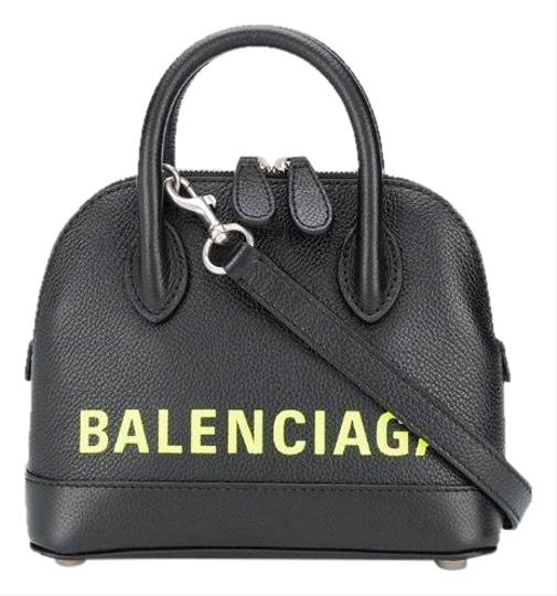 Preload https://img-static.tradesy.com/item/27002303/balenciaga-shoulder-ville-xxs-logo-printed-top-handle-cross-body-bag-0-1-540-540.jpg