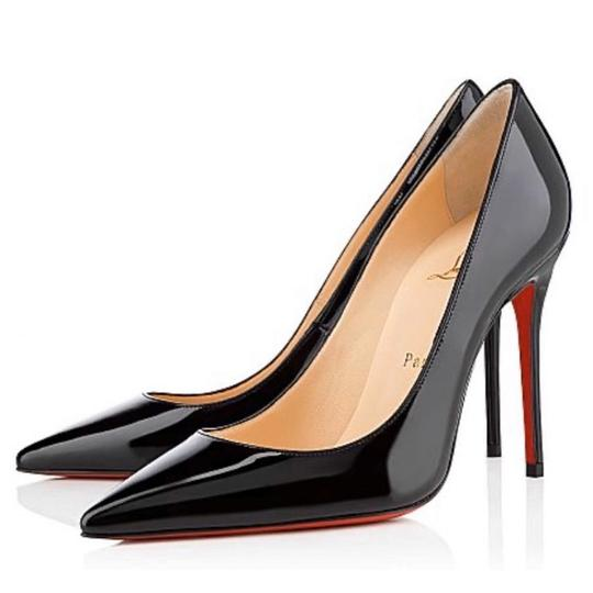 Preload https://img-static.tradesy.com/item/27002540/christian-louboutin-black-kate-100-patent-leather-heels-pumps-size-eu-36-approx-us-6-regular-m-b-0-0-540-540.jpg
