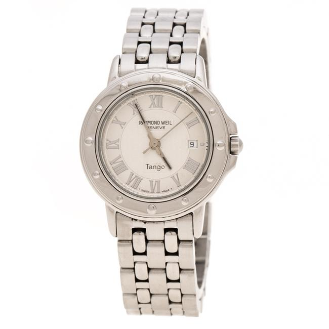 Raymond Weil Silver Tango Stainless Steel 5630 Women's 39mm Watch Raymond Weil Silver Tango Stainless Steel 5630 Women's 39mm Watch Image 1