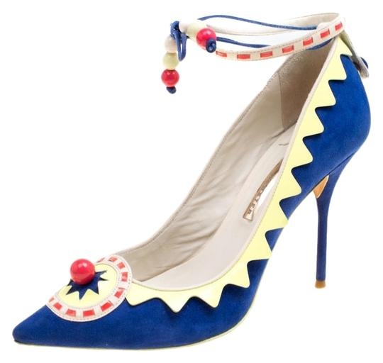 Preload https://img-static.tradesy.com/item/27002848/sophia-webster-multicolor-suede-and-leather-remmie-pumps-size-us-10-regular-m-b-0-1-540-540.jpg