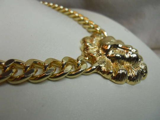 unknown Lions head necklace