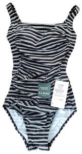 L.L.Bean New one piece swimsuit has UPF 50+ protection