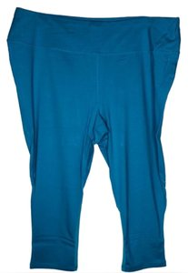 Woman Within Capris blue