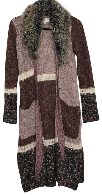 Item - Red Angel Of The North Sitka Cardigan Size 0 (XS)
