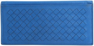 Bottega Veneta Bottega Veneta Intrecciato Long Bifold Chest Pocket Wallet