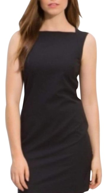 Preload https://img-static.tradesy.com/item/27006510/black-sheath-mid-length-workoffice-dress-size-6-s-0-1-650-650.jpg