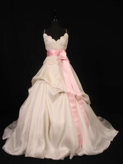Light Pink Ribbon Sash