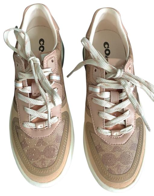 Item - Taupe Sneakers Size US 7.5 Regular (M, B)
