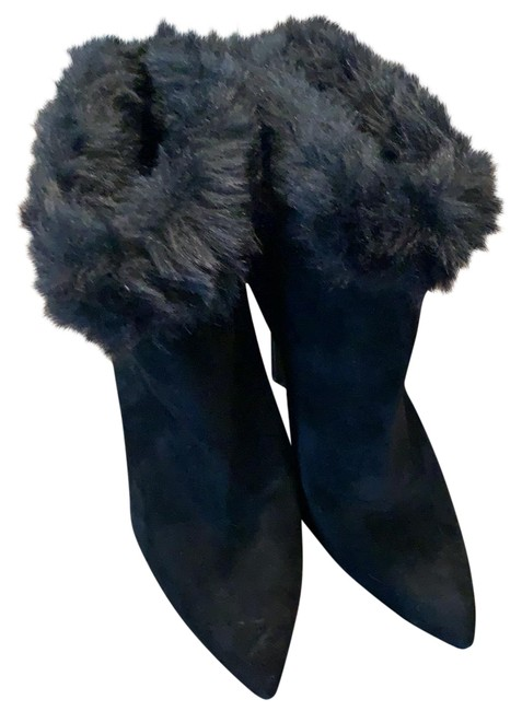 Item - Black Simpson-carine Boots/Booties Size US 10 Regular (M, B)