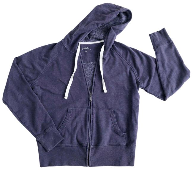 Item - Purple Hoodie Activewear Outerwear Size 10 (M)