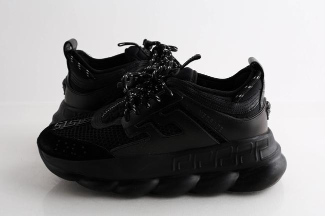 Item - Black Chain Reaction Sneakers Shoes