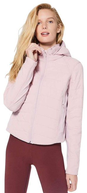 Item - Pink Your Pace Porcelain Activewear Outerwear Size 10 (M)
