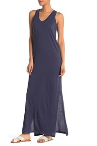 Navy Indigo Maxi Dress by Susina