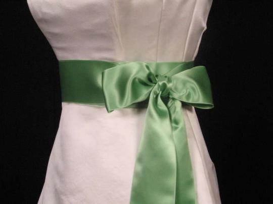 Celery Green Ribbon Sash Sashes