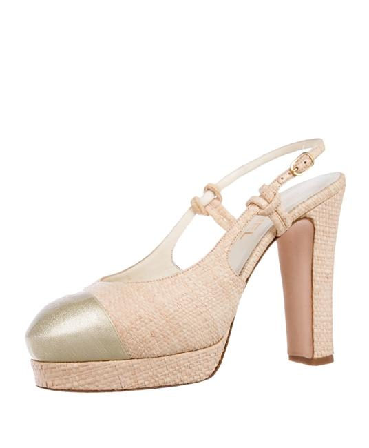 Chanel Pumps Chunky 8 Up to 90% off at Tradesy