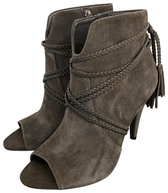 Item - Gray Unknown Boots/Booties Size US 9 Regular (M, B)