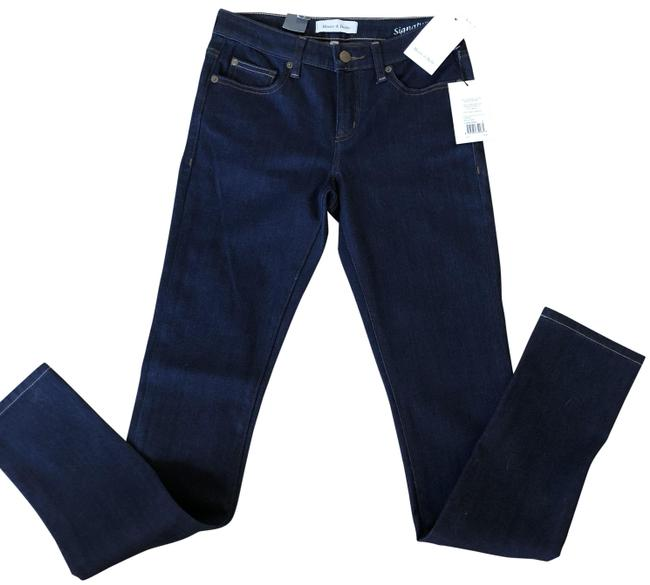 Preload https://img-static.tradesy.com/item/27014849/henry-and-belle-dark-blue-rinse-signature-skinny-jeans-size-25-2-xs-0-1-650-650.jpg