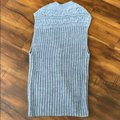 Caslon Gray Wool Cable Knit Sweater Vest Size 8 (M) Caslon Gray Wool Cable Knit Sweater Vest Size 8 (M) Image 6