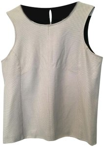Etcetera Top White and Black