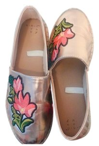 A New Day Rose Gold Flats
