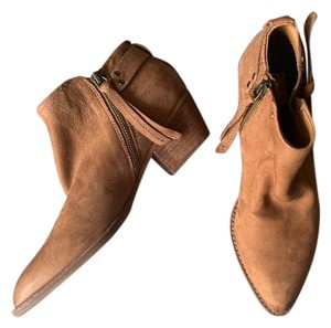 Dolce Vita #ankle #leather #cute #nice Brown Boots